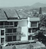 Appartamenti in Viale Atlantici_1979-1980, Giovanni Consolante, Antonio Pennella