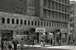Edificio UPIM, Benevento_1951-1954, Antonio Scivittaro