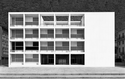 Casa del Fascio, Como_1932-1936, Giuseppe Terragni