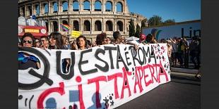 gay pride, roma 2013