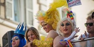 gay pride, roma 2012