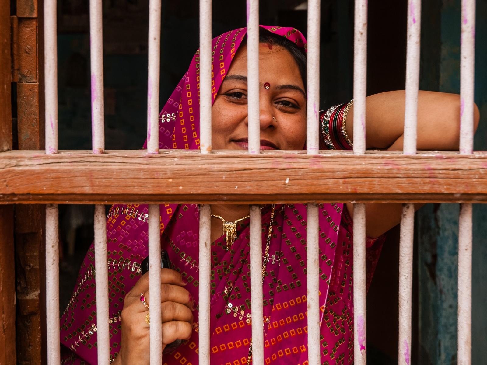 India - Rajasthan e Uttar Pradesh