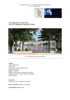 2018 - Venezia Biennale \ Arcipelago Italia