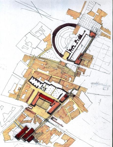 2005 - Concorso per la riqualificazione del centro antico di Benevento