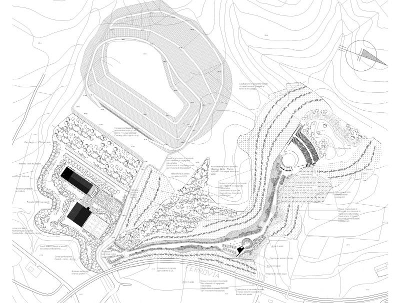 """2006 - Piano progetto per il risanamento e la riqualificazione ambientale e funzionale di località """"Tre Ponti"""""""