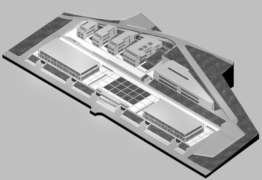 2020 - Programma urbano collina di Casino Principe